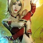 Warcraft cosplay 2