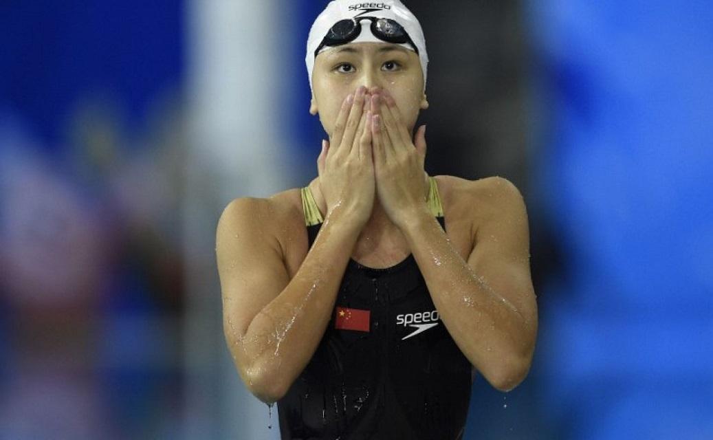 Xinyi Chen Tin Tức Bơi Lội