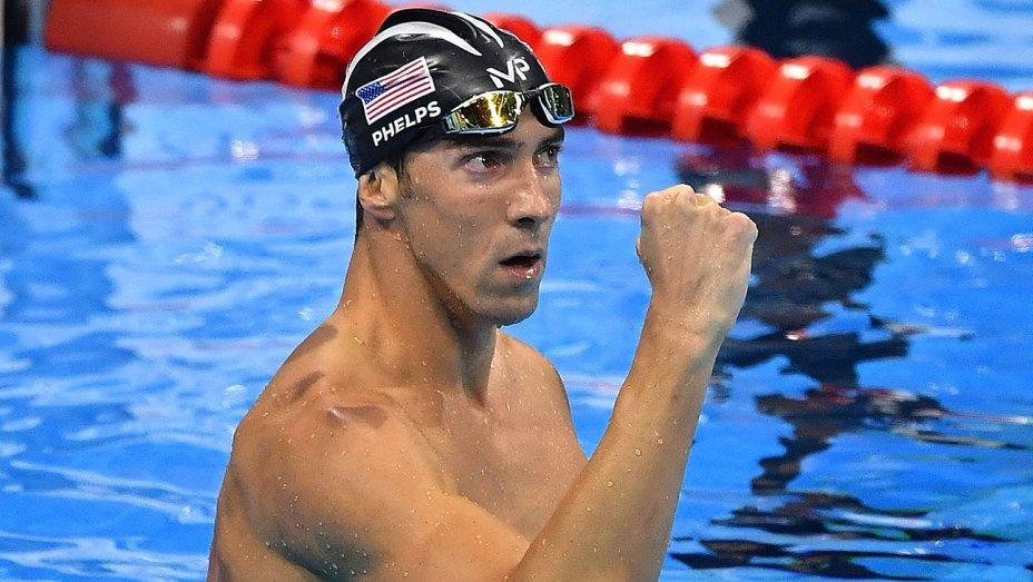 Michael Phelps Tin Tức Bơi Lội