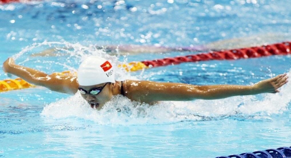 Ánh Viên Tin Tức Bơi Lội