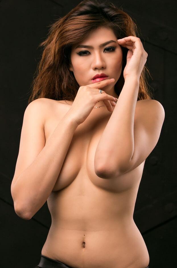 Khoe thân nóng bỏng | Girl xinh Việt Nam4