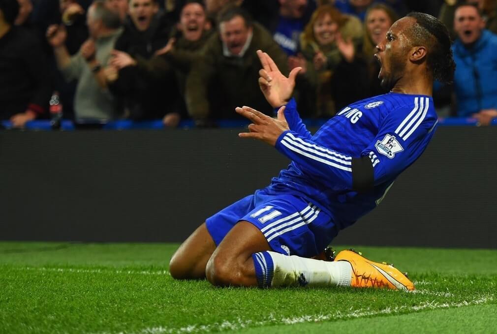 Didier Drogba Tin Tức Bóng đá