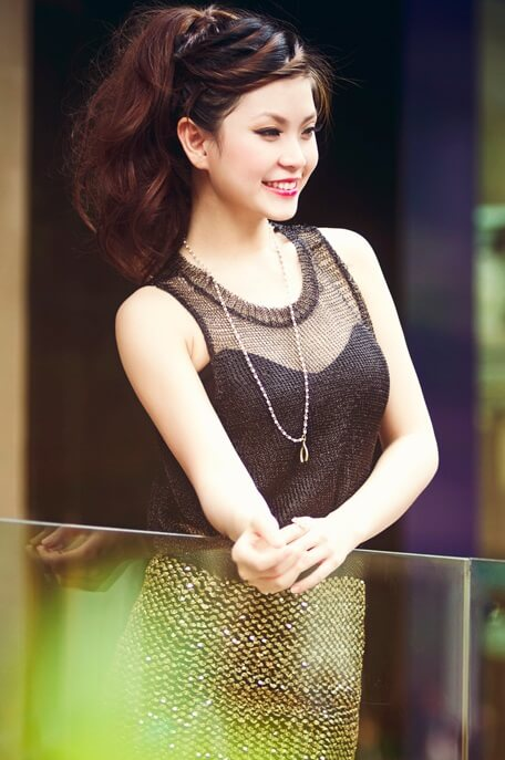 Miss Teen Diễm Trang | Thần tượng mạng1