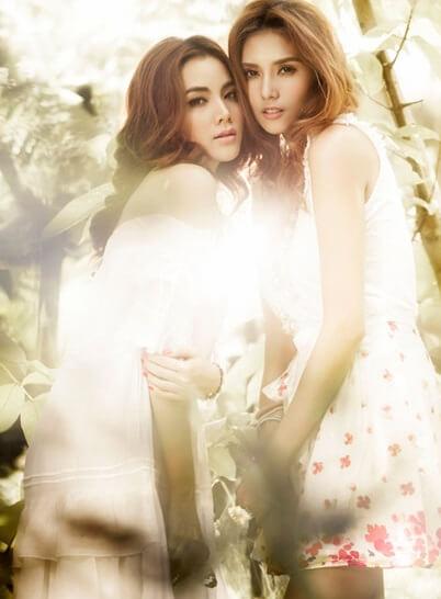 Ngọc Quyên, Hoàng Yến, Trang Nhung | Ảnh nhóm người đẹp5